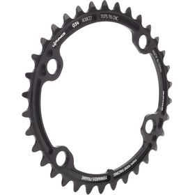 Rotor Aldhu Drev 110x4 inner oval svart